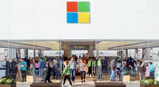 社会资讯_微软宣布将永久关闭实体零售店 小伙伴们以后选购商品只能在线 ...