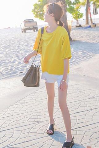 海边游玩穿衣打扮攻略