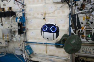 国际空间站上现