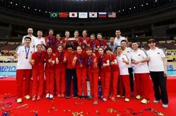 朱婷被激怒碾压日本女排 时隔16年再度称霸大冠军杯