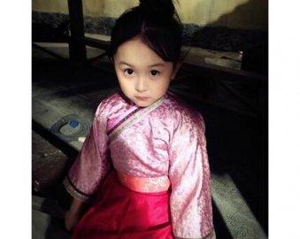 小女神小芈月长大了 刘楚恬拥逆天美腿超惊艳