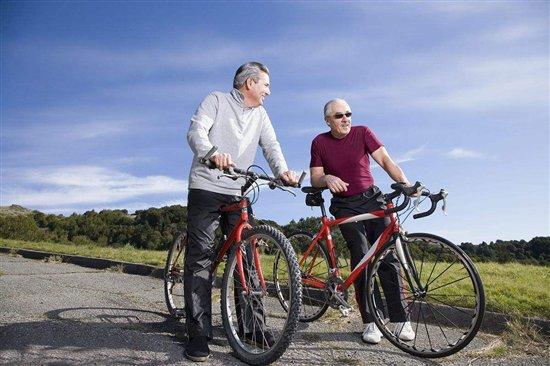 土拨鼠marmot变速自行车品牌:老年人健身最好骑车