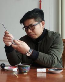 峨眉山艺术博物馆副馆长-高修贤