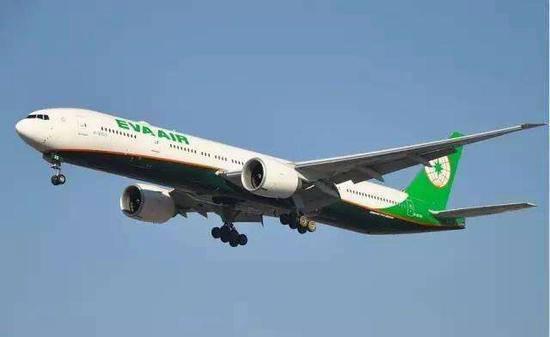 台北班机乘客死亡