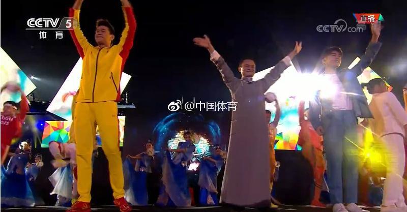 """亚运""""杭州8分钟""""美轮美奂 向全亚洲发出了邀请"""