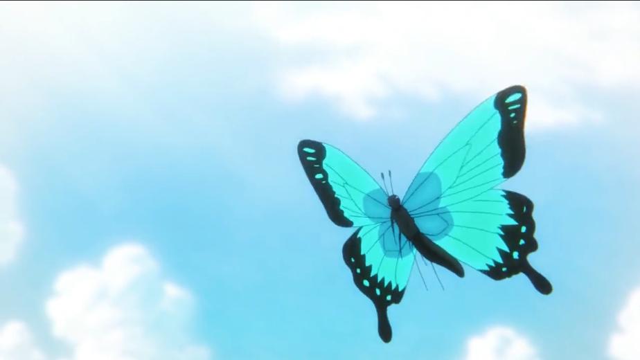 东京食尸鬼第四季第四集 安久黑奈加入死堪和萝马的战斗