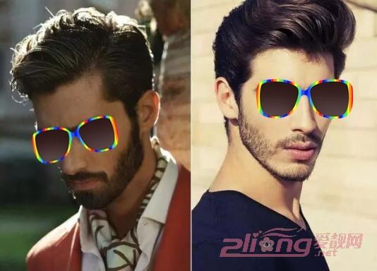 """最新男生发型流行趋势 不要总是""""两边剪光""""了"""