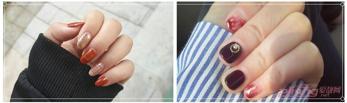 2019美甲流行款式 是时候给指甲换新装了图片