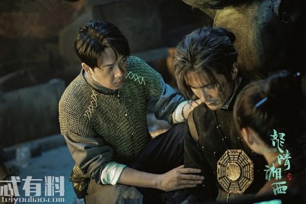 怒晴湘西鹧鸪哨是如何制服尸王的 战斗力爆表的尸王吸引观众眼球