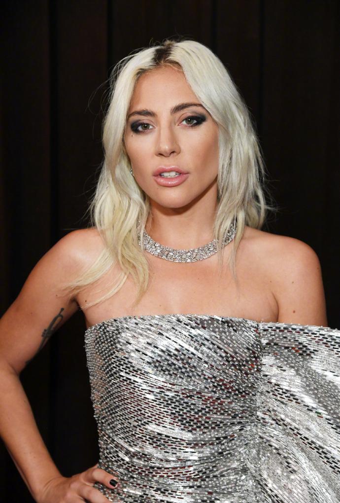 Lady Gaga获得三项格莱美大奖 再一次用实力证明了她是这个时代的全能超级巨星