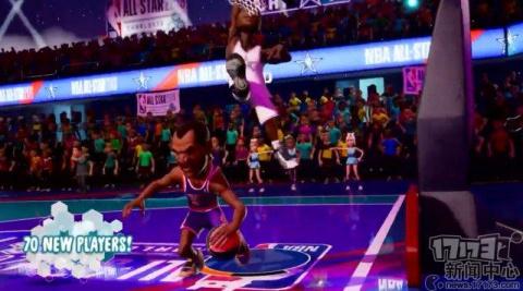 NBA2K欢乐竞技场2更新内容介绍 为游戏内容增加更丰富的玩法体验