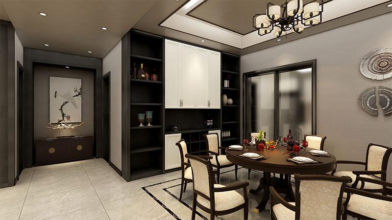 欧美风格室内装�_从奢华欧美风到新中式风格 高端实木整装品牌艺龙木门
