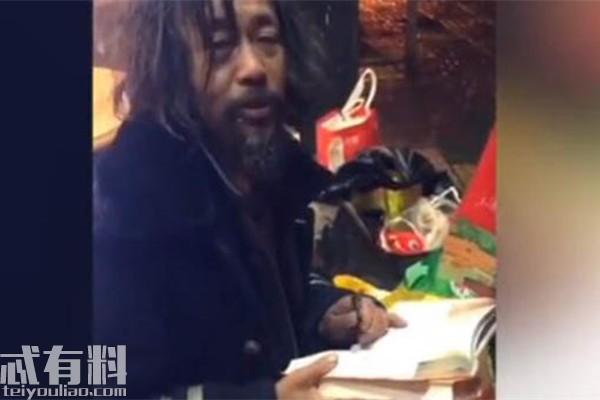 抖音沈先生原名叫什么哪里人? 上海乞丐网红沈先生身世简历