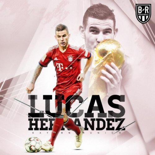 卢卡斯正式成为拜仁一员 8000万欧转会费成历史上的新标王