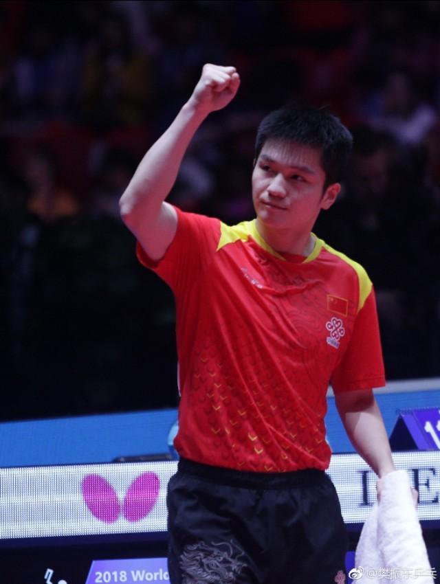 乒乓球亚洲杯樊振东卫冕男单冠军 小胖终于艰难的翻过马龙这座大山