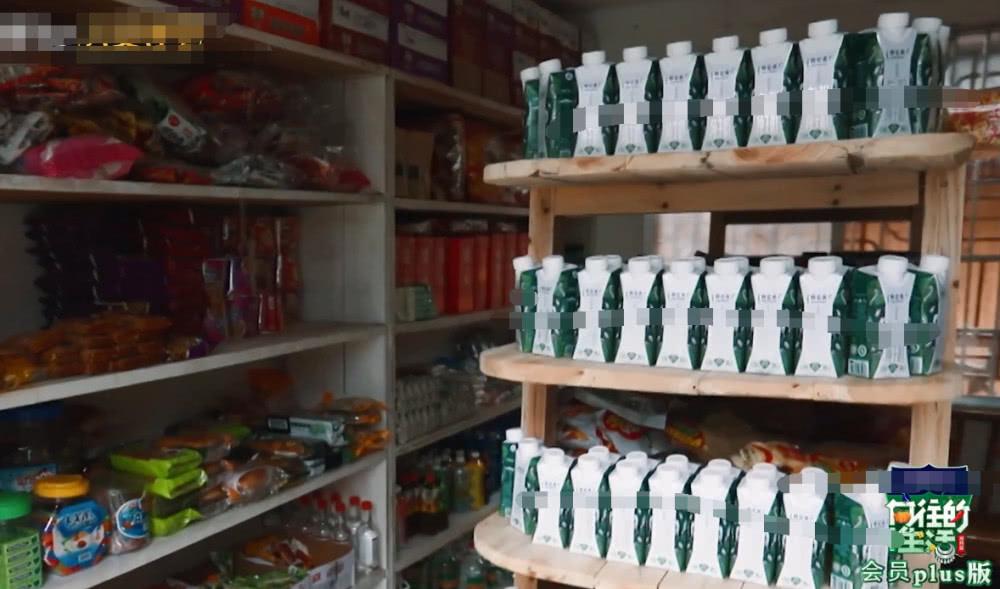 向往的生活第三季何炅在农村发现超市,有谁注意货架上摆了啥?
