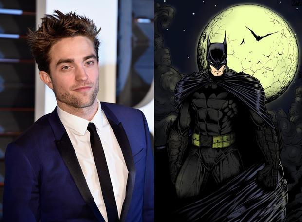 暮光之城男主出演新蝙蝠侠 影片最迟要在明年开机