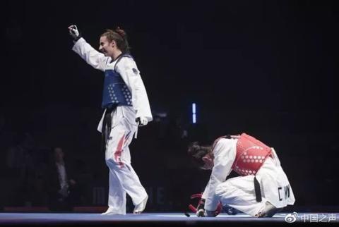 郑姝音遭争议判罚 围观群众为其她鸣不平,中国跆拳道协会也坐不住了