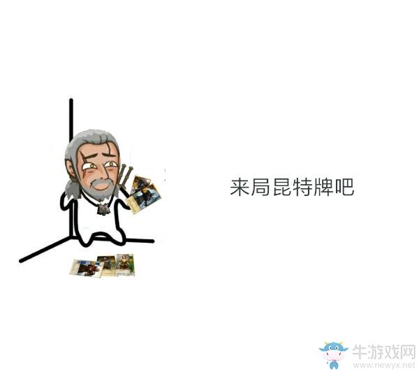 《巫��之昆特牌》官方�_�J游�虿��登�NS平�_