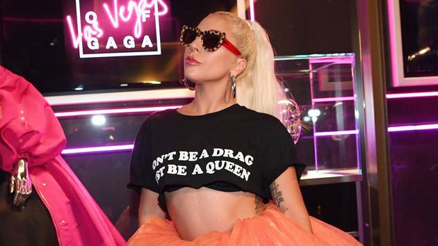 Lady Gaga首次承认与男友分手 粉丝们大喊我们喜欢你
