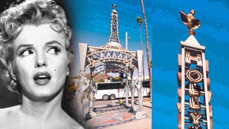 好莱坞大道梦露雕像被盗 谁顺走了女神?