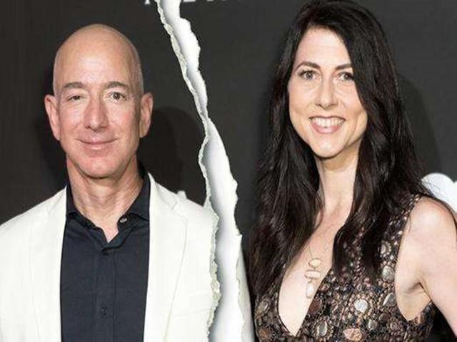 万宝娱乐:贝索斯正式离婚 25年发妻为何比不上新闻女主播?