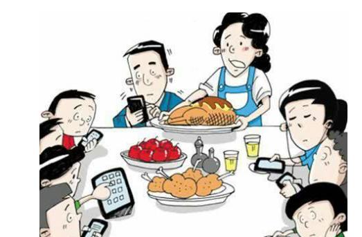 不要让孩子成为手机的俘虏