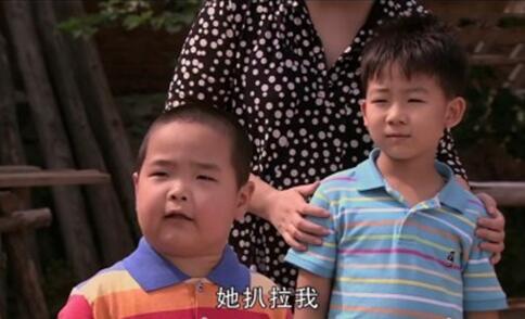 她扒拉我是什么梗意思 谢广坤和孙子谢腾飞的对话