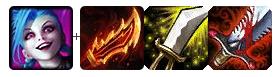 LOL云顶之弈六枪手剑士流阵容玩法介绍