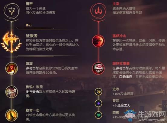 《LOL》10.1无限乱斗劫四一分推玩法介绍