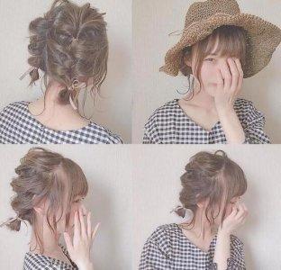 齐肩发是这两年超流行的发型之一 齐肩发发型怎么扎好看
