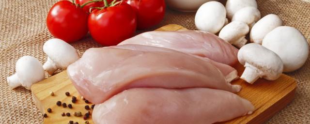 鸡肉怎么解冻