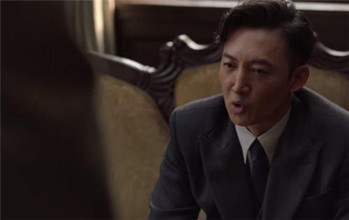 """《叛逆者》陈默群怎么突然被抓了 王世安和顾慎言曾联手把他""""踢""""出"""