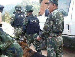 上万警民搜捕视频曝光打击了181个恐怖团伙